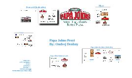 Papa Johns Prezi