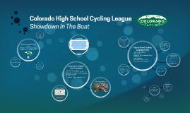 Colorado High School Cycling League