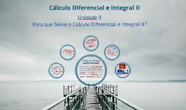 Cálculo Diferencial