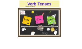 Copy of Tempos Verbais