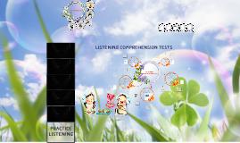 Listening Comprehension Tests