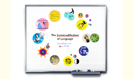 The Commodification of Language