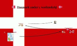 Danmark under 1. verdenskrig