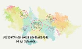 PRESENTACIÓN SOBRE GENERALIDADES DE LA CERÁMICA