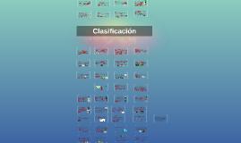 Clasificación Taxonomica