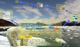 3.0.Estrategias ante el cambio climático antropogénico