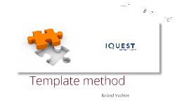 Template method 2