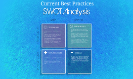 POLICY SWOT TEMPLATE