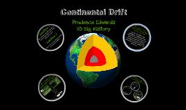 Continential Drift Assignment