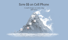 How to save money on phone bills