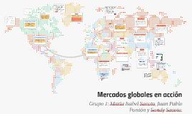 Mercados globales en acción