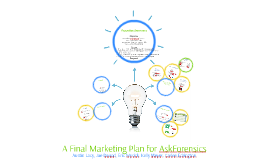 Copy of A Final Marketing Plan for AskForensics
