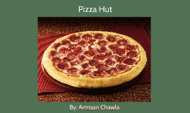 Copy of The Beginning of Pizza Hut