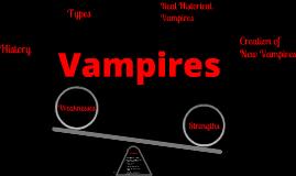 Copy of Vampires