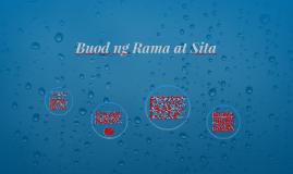 Buod ng Rama at Sita