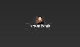 Copy of Herman Melville