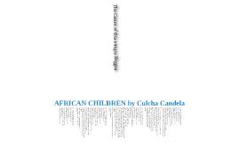 African Children by Culcha Candela