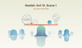 Hamlet: Act IV, Scene 1
