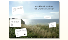Max-Planck Institute for Chemical Ecology