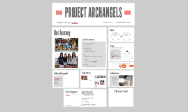 yfc final presentation / PROJECT ARCHANGELS