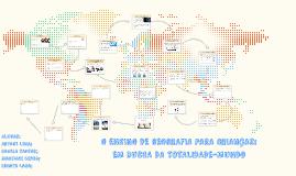 Copy of O ENSINO DE GEOGRAFIA PARA CRIANÇAS: EM BUSCA DA TOTALIDADE-MUNDO