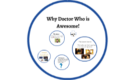 Why Doctor Who is Awesome!