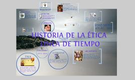 Copy of HISTORIA DE LA ETICA, LINEA DE TIEMPO