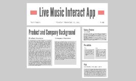 Music Interact App