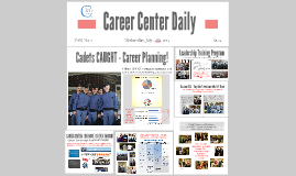 The Citadel Career Education Year in Review