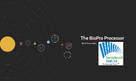 BioPro Processor