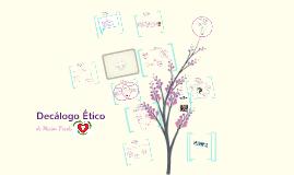 Copy of Decálogo ético Misión Verde