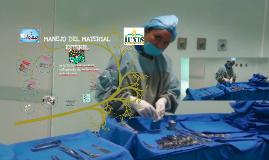 Copy of Manejo Del material Estéril En El Área Hospitalaria