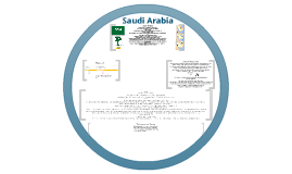 Saudia Arabia presentation