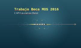 Trabajo Beca MOS 2016