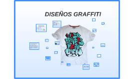 DISEÑOS GRAFFITI