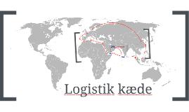 Logistikkæde