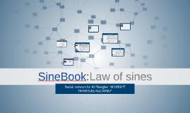 SineBook:Law of sines