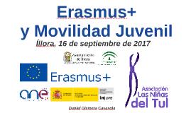 Erasmus+ y Movilidad Juvenil Íllora 2017
