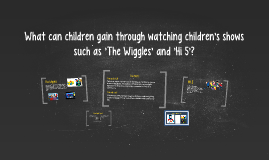 The Wiggles & Hi 5