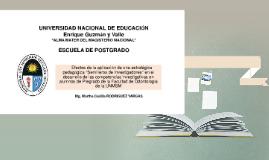 UNIVERSIDAD NACIONAL DE EDUCACION