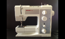 Sewing Machine Parts I