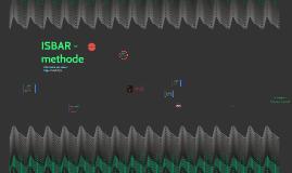 Copy of SBAR - methode