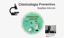 CRIMINOLOGIA PREVENTIVA - ENEX