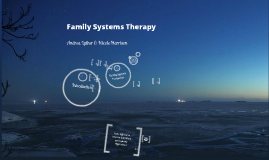Copy of Family Systems Therapy