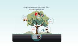 Graduate School Stress Tree
