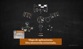 Mapa de aplicaciones.
