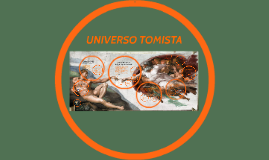 UNIVERSO TOMISTA