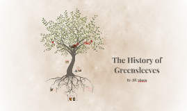The History of Greensleeves