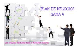 PLAN DE NEGOCIO GAMA 4