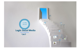 Copy of Login Social Media